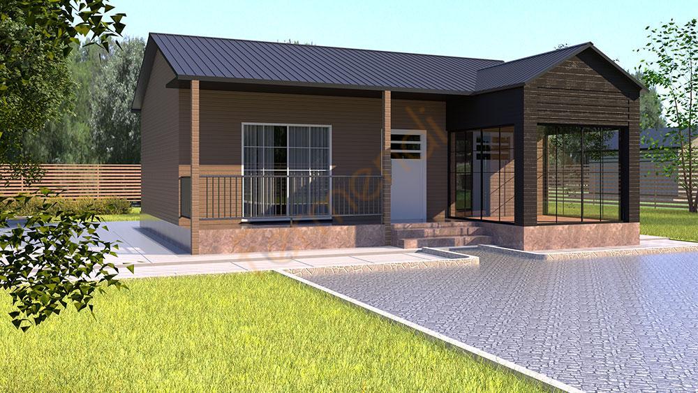 F85 Prefabricated House