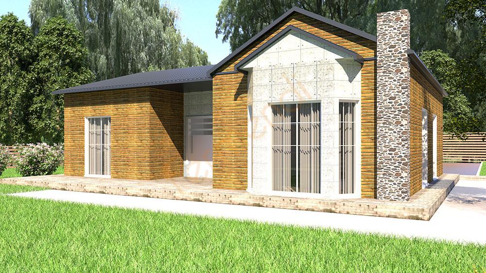 F90 Prefabricated House