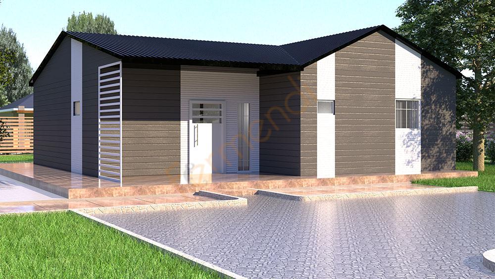 F92 Prefabricated House