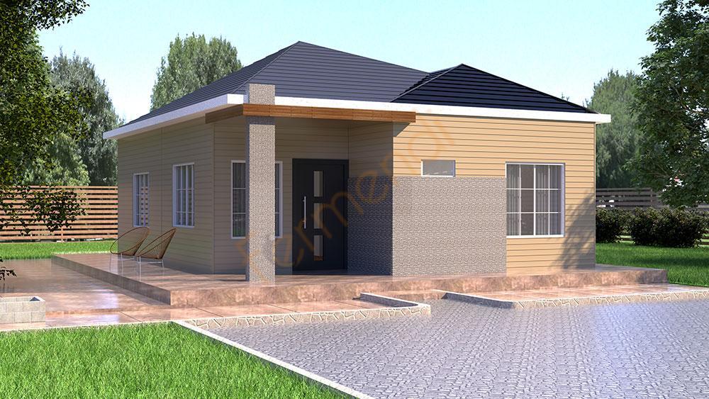 F60 Prefabricated House