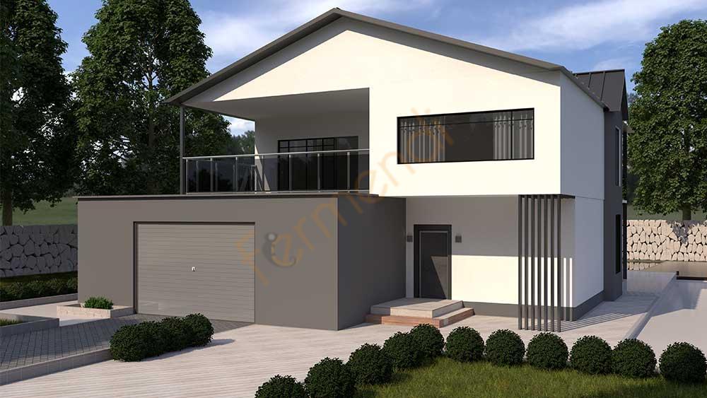 FD290 Prefabricated House