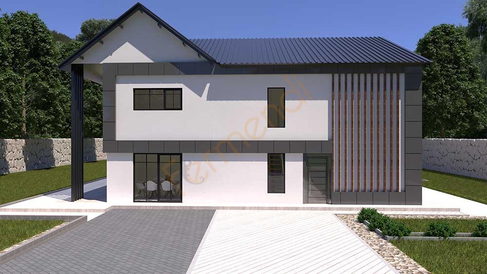 FD288 Prefabricated House