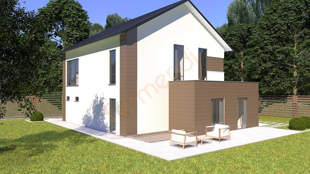 FD178 Prefabricated House