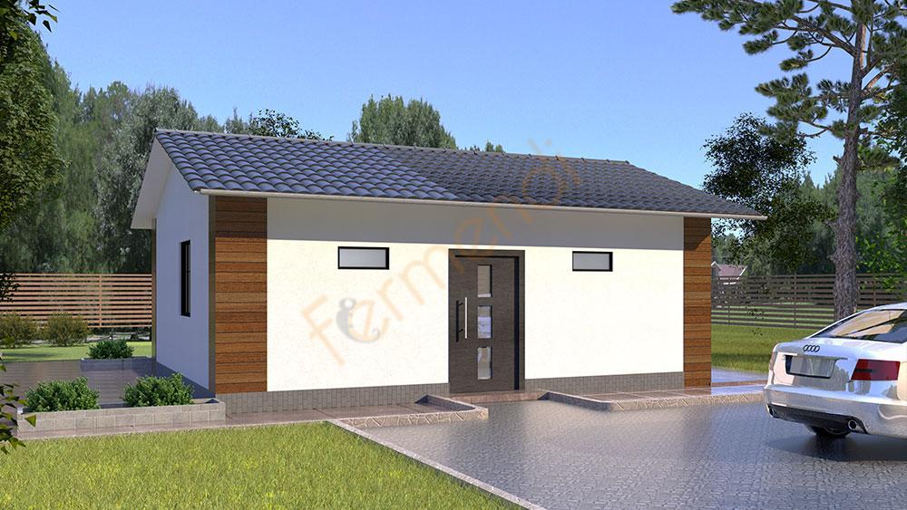 F51 Prefabricated House