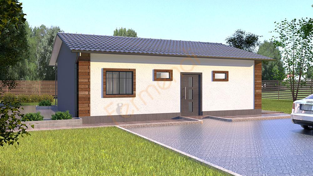 F75-1 Prefabricated House